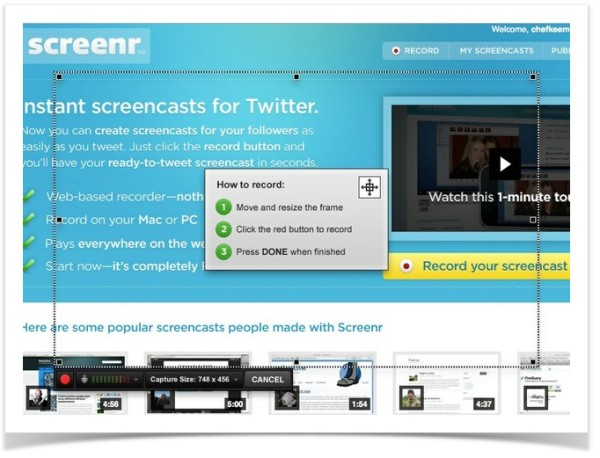 screenr_online_screencast_recording