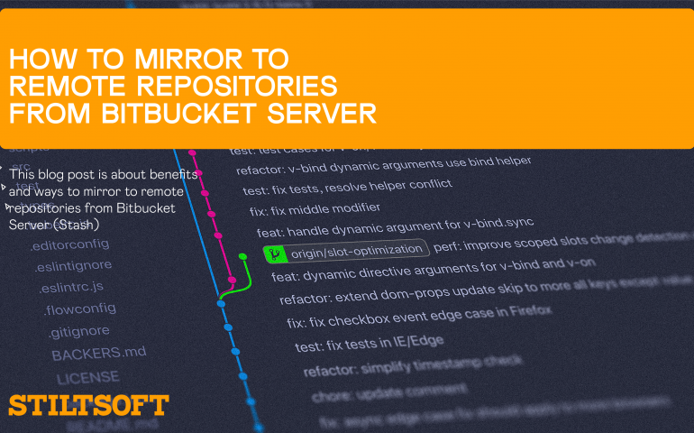 How to Mirror to Remote Repositories From Bitbucket Data Center and Server