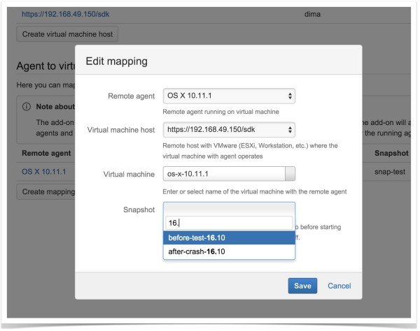 virtual_agents_vmware_snapshot_selection