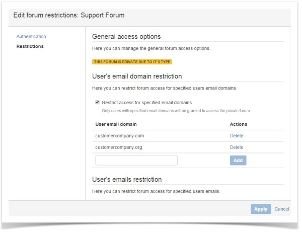 customer_case_forum_access_restrictions