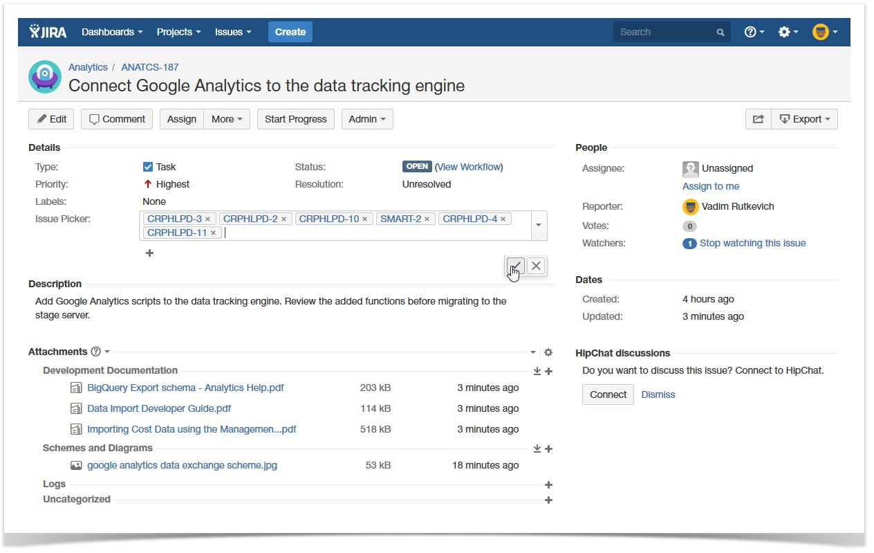 Top 5 New Add Ons For Atlassian Jira First Quarter 2016