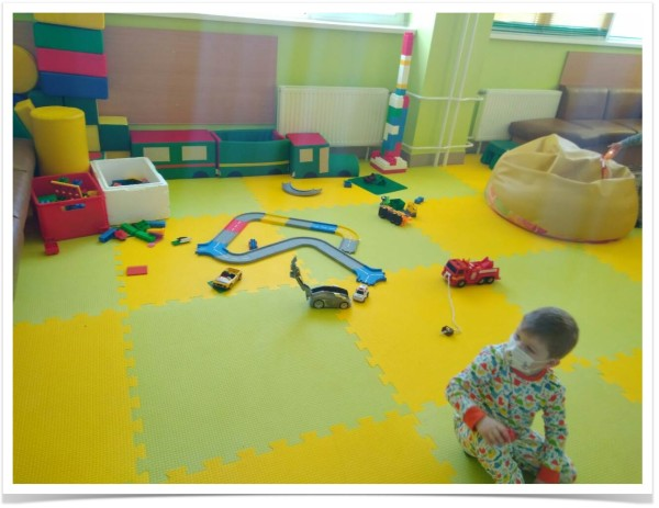 Children's activity room-1
