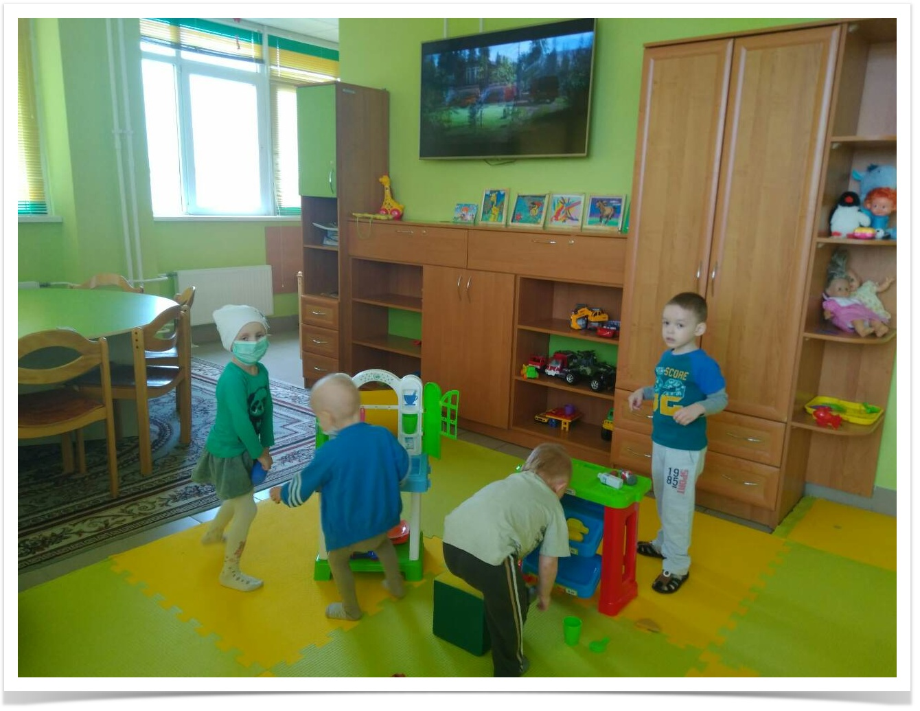 Every little bit helps stiltsoft for Activity room