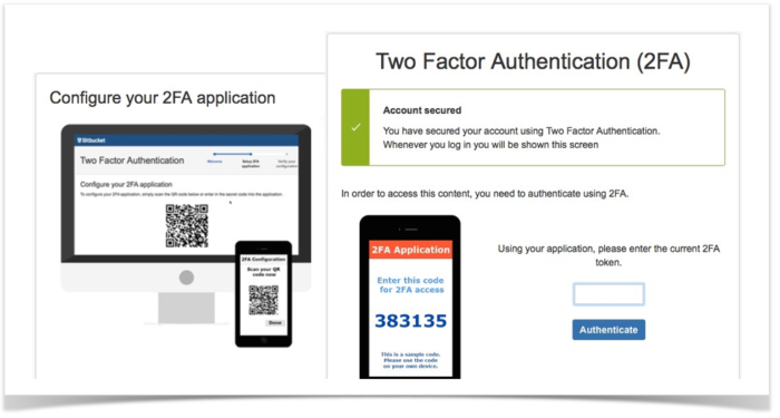 2.Two Factor Authentication