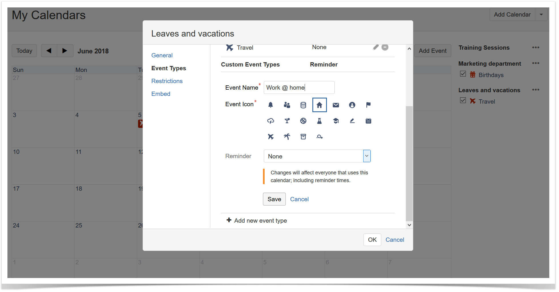 Whats New On Calendar >> What S New In Team Calendars For Confluence Stiltsoft