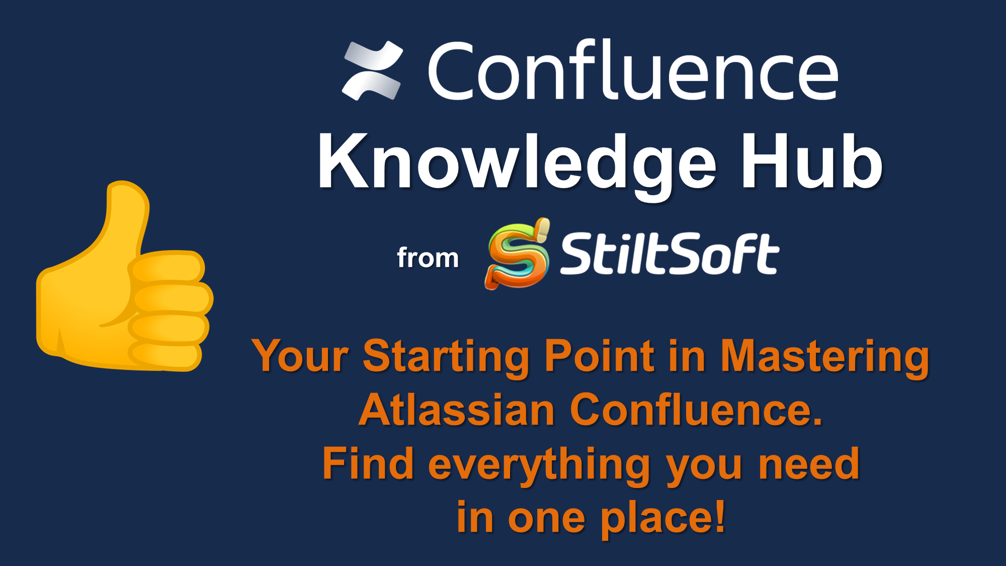 Knowledge Hub for Confluence